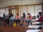 Rapat Kerja di INRI
