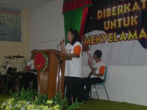 Direktur Departemen Sekolah Minggu